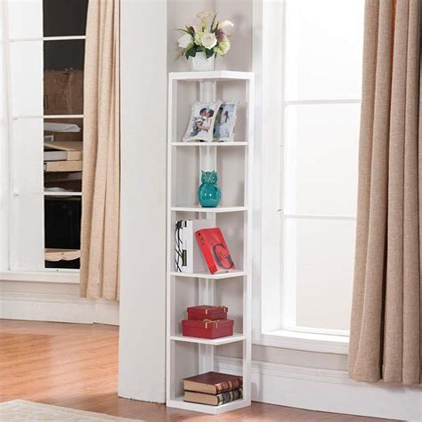 corner display shelf display shelf living room modern home design ideas