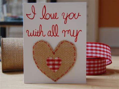 Easy Homemade Valentine's Day Cards  Diy Network Blog