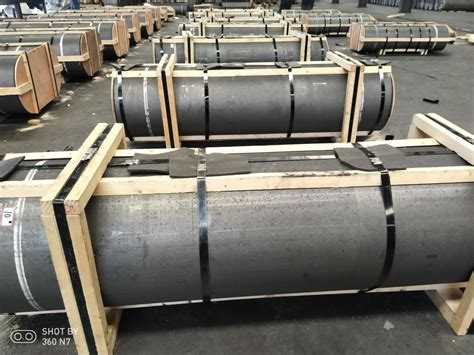 uhpmm  uhp electric arc furnace graphite electrodes  consumption iso approved