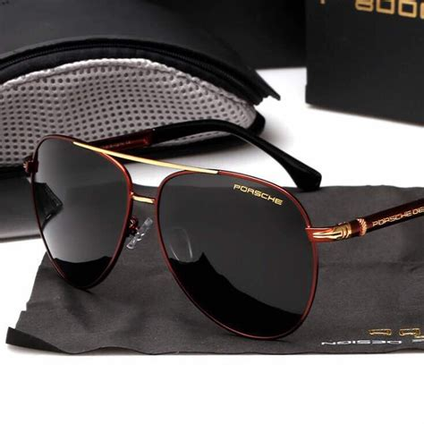 porsche design sunglasses red gold dwtstore
