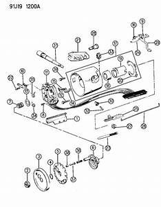 1990 Jeep Comanche Cam   Cam  Cancelling  W  O Tilt Wheel
