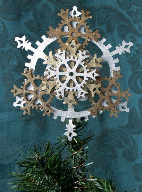 unique steampunk christmas decor ideas digsdigs