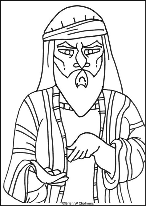 zaccheus coloring pages  coloring pages