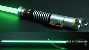 Hasbro Star Wars Luke Skywalker ROTJ Force FX LightSaber ...  Lightsaber