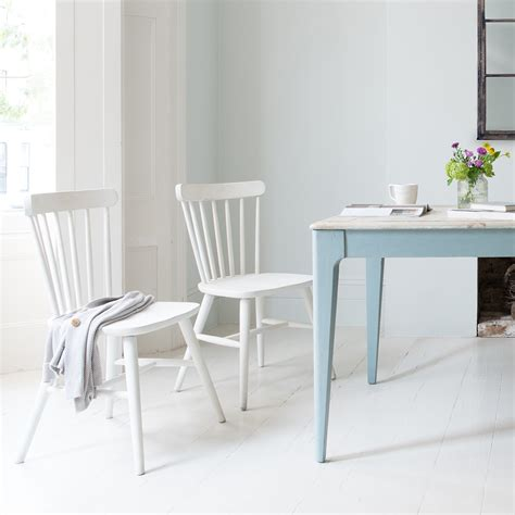 white kitchen chairs natterbox calm white kitchen chair dining chair loaf