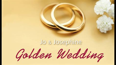 golden wedding song  wedding anniversary song waltz youtube