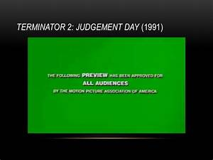 Terminator Vs Terminator 2  Judgement Day