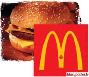 macdonald hamburger faizanumer