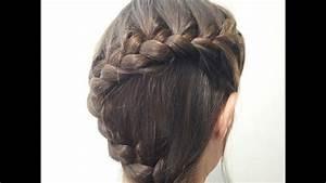 Peinado, Trenza, En, Forma, De, U0026quot, S, U0026quot