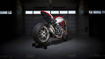 Ducati Monster 4k 1200 Tricolore Motovation Wallpapers