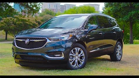 Buick Enlave by Buick Enclave Review