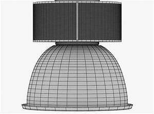 Zumtobel solina d pendant downlight model max obj ds