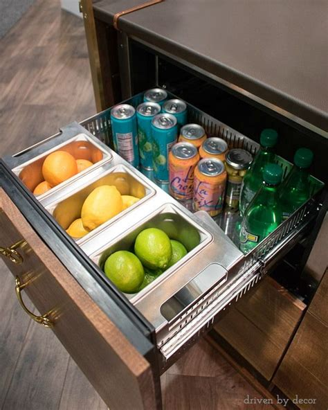 Basement Bar Refrigerator by 7 Favorite Kitchen Bath Trends Home Projects