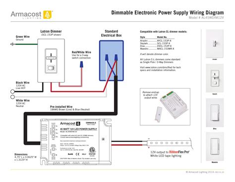 lutron single pole dimmer switch wiring diagram  wiring diagram