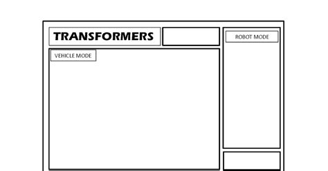 Transformer Website Templates by Quinn Rollins Play Like A Pirate Transformers Templates
