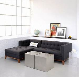 Apartment size sofas home design ideas for Apartment size chairs
