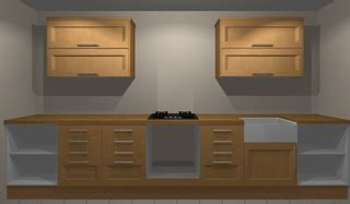 Solid Wood Kitchen Cabinets   Solid Oak Kitchen Price and