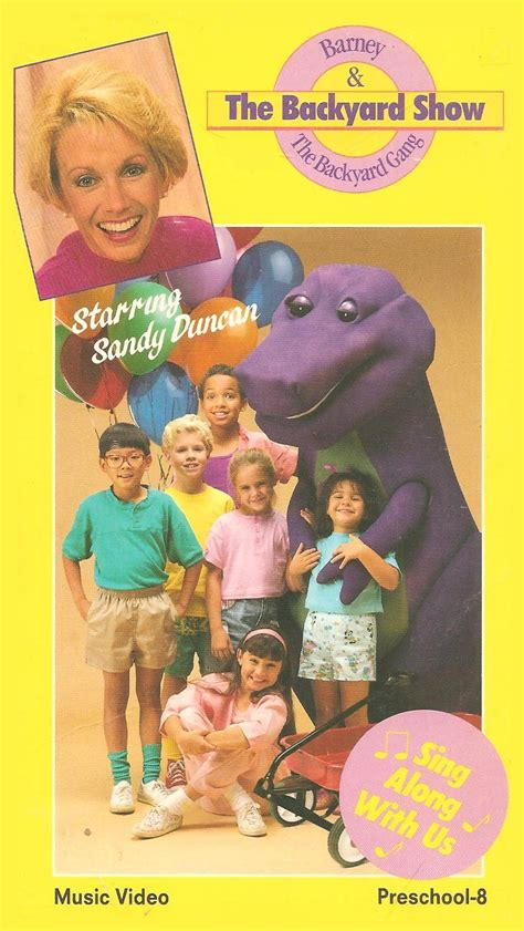 Barney The Backyard Show by Barney And The Backyard Barney Wiki