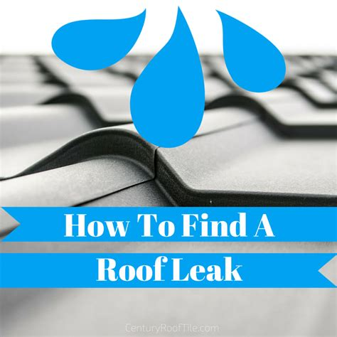 how to find leak in roof how to find a leak in a roof home design ideas and pictures
