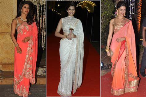 Steal Trendy Outfit Ideas From 7 Bollywood Divas For Your Sisteru0026#39;s Wedding - BollywoodShaadis.com