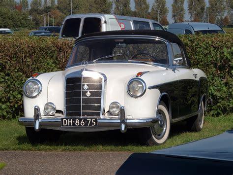 1958 Mercedes-Benz 220SE - Information and photos - MOMENTcar