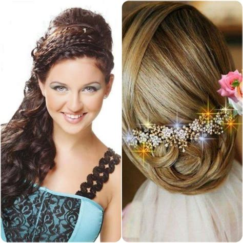 best party hairstyles for long and medium hairs 2016 17 in