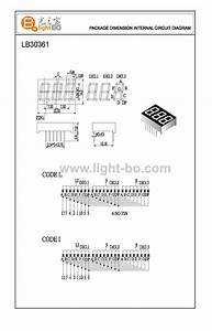 3 Digit 9 2mm  0 36 U0026quot   7 Segment Led Displays Dimensions Pinout Circuit Diagram