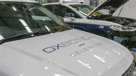 paul newman oxbotica oxbotica gets 163 14m to boost deployment of self driving
