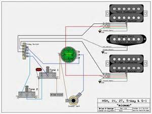 Professional Standard Strat Wiring Diagram 3 Single Coils