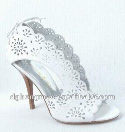 chaussures femmes ivoire pour mariage chaussure mariee ivoire strass chaussures ivoire femme