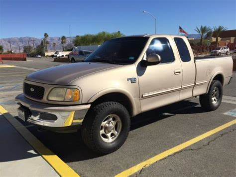 1998 Ford F 150 truck for sale