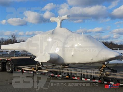 Boat Shrink Wrap Denver by Bell 222 Helicopter New Jersey