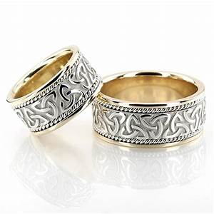 2018 latest irish wedding bands for women for Gaelic wedding ring