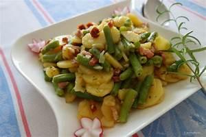 Speck Mit Bohnen : kartoffelsalat mit bohnen und speck mit einer leichten ~ Lizthompson.info Haus und Dekorationen