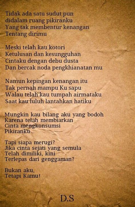 puisi dhee unsent letters images  pinterest