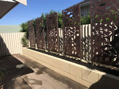 Outdoor Feature Walls | WA Luxury Landscaping | Perth ...