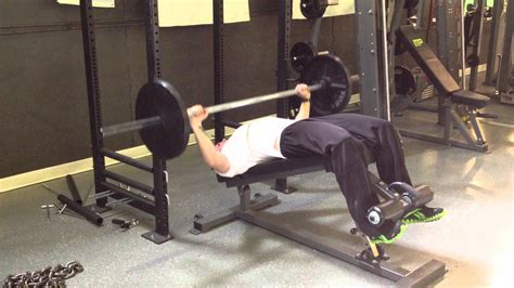 Decline Bench Grip Triceps Press by Decline Bench Press Wide Grip Coryg