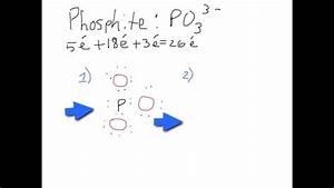 Phosphite Lewis Dot Structure