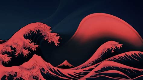 red aesthetic wallpapers wallpaperboat
