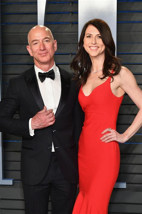MacKenzie Bezos net worth: How much is Jeff Bezos' ex-wife ...