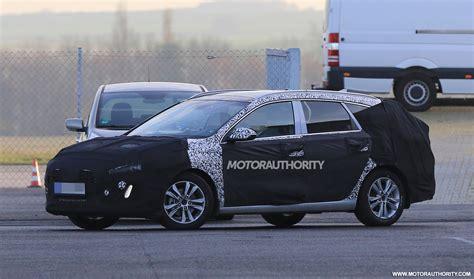 2018 Hyundai Elantra Touring I30 Tourer Spy Shots