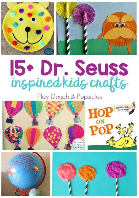 378 Best Dr Seuss Activities Images On Pinterest