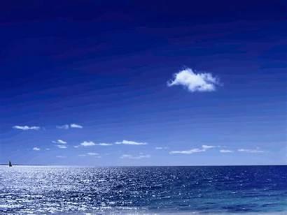 Oceano Animado Gimp Feito Mare Animate Google