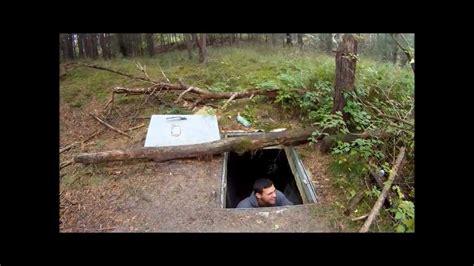 survival mattin erkundet alten hitler bunker und gruselt