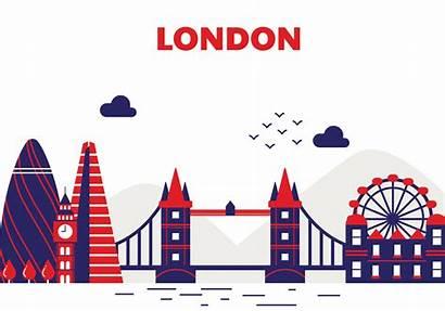 London Vector Clipart Illustration Graphics Vectors British