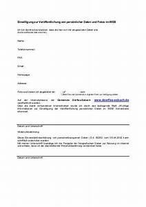 Einverständniserklärung Veröffentlichung Fotos Verein : einverst ndniserkl rung zur ver ffentlichung von fotos ~ Themetempest.com Abrechnung