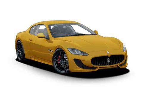 2018 Maserati Granturismo · Monthly Lease Deals & Specials