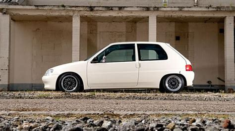 peugeot fast car image gallery modified peugeot 106