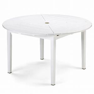 Gartentisch Holz Rund : drachmann tisch rund 126cm von skagerak ~ Whattoseeinmadrid.com Haus und Dekorationen