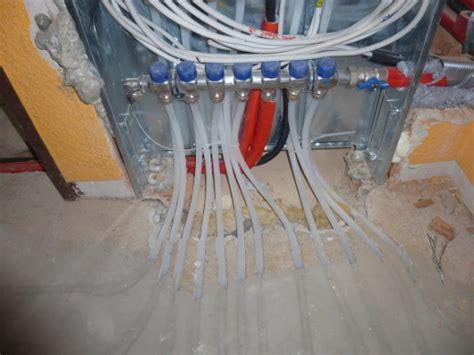 die fussbodenheizung nachtraegliche installation und sanierung
